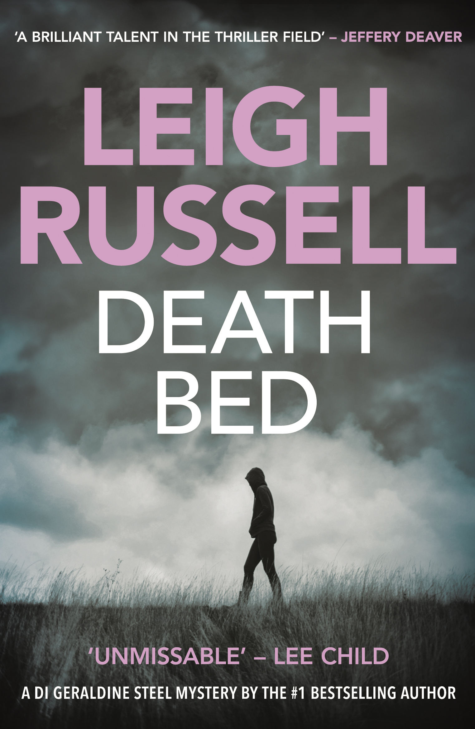 82a566f1645 Death Bed | Leigh Russell | No Exit Press