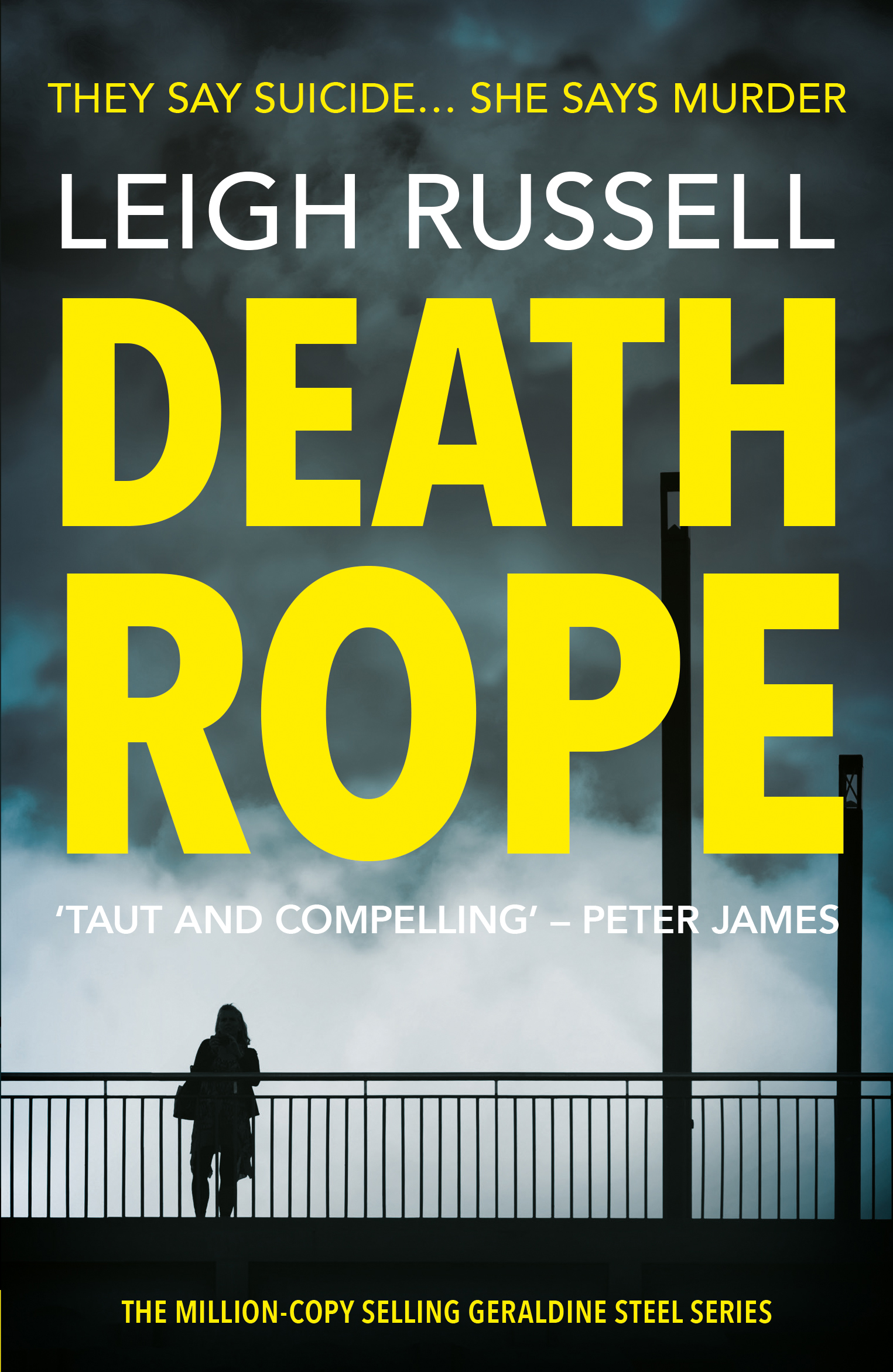 Death Bed (A DI Geraldine Steel Thriller Book 4)