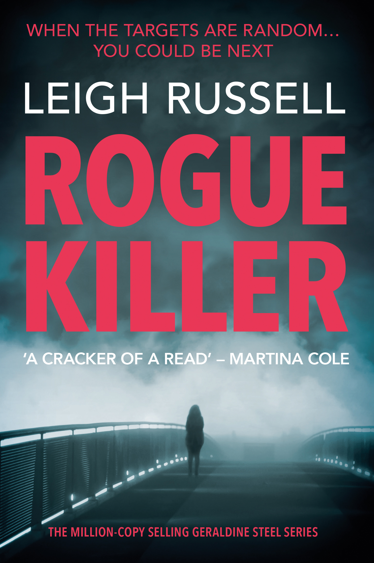 Rogue Killer | Leigh Russell | No Exit Press